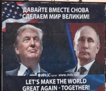 Speaking about Russia and US-Russian Relations